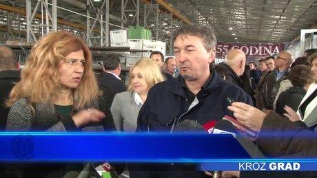 DES® 55 godina - reportaža na TV Subotica