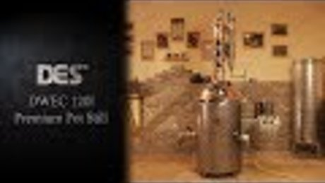 DES® DWEC 120l pot still - Intro